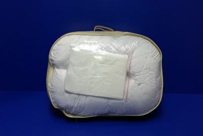 Подушка-валик ПБ (150х25) в чехле из бязи